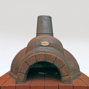 Fire-Clay Pizza Oven