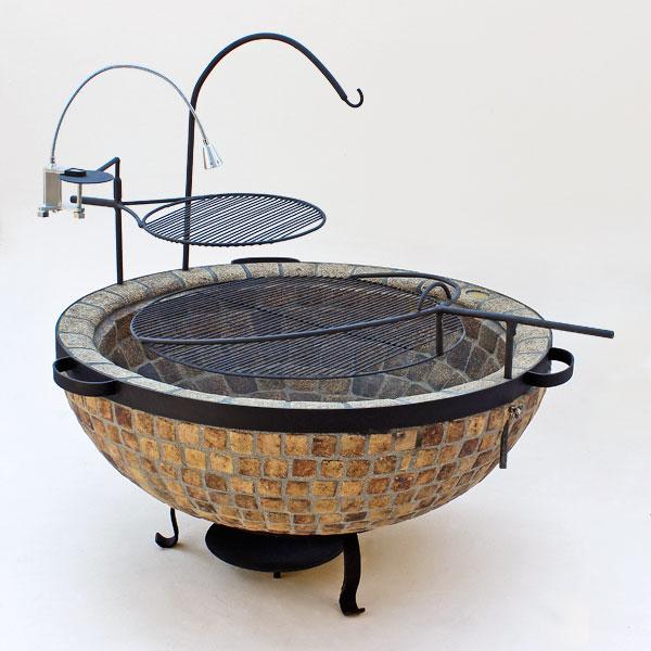 Boma Fire-Pit – 1100 Mosaic