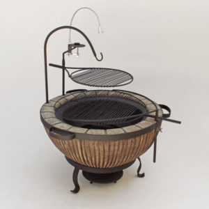 Boma Fire-Pit – 900 Striped