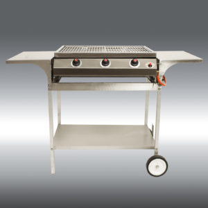 Chef Nitro Braai 3-burner