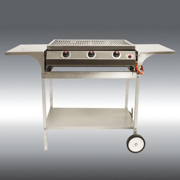 Chef Nitro Braai 3-burner