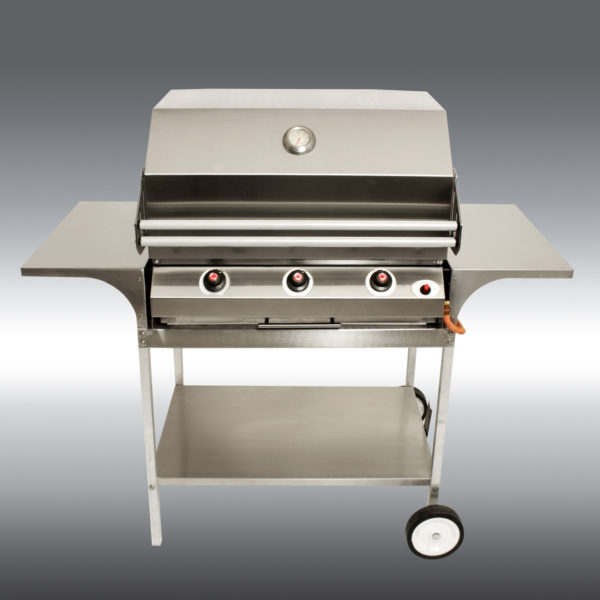 Chef Octane Braai 3-burner
