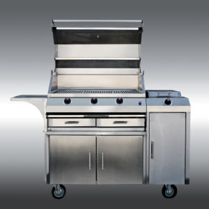 Chef Zodiac Braai 3-burner