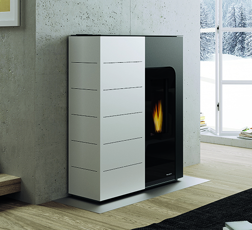 EcoFire Ginger 9kw Ducted