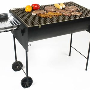 Big Barrel Braai (M:S) (2,0 mm) (Half Drum size)