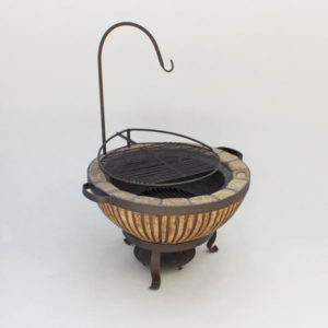 Boma Fire-Pit – 730 Striped
