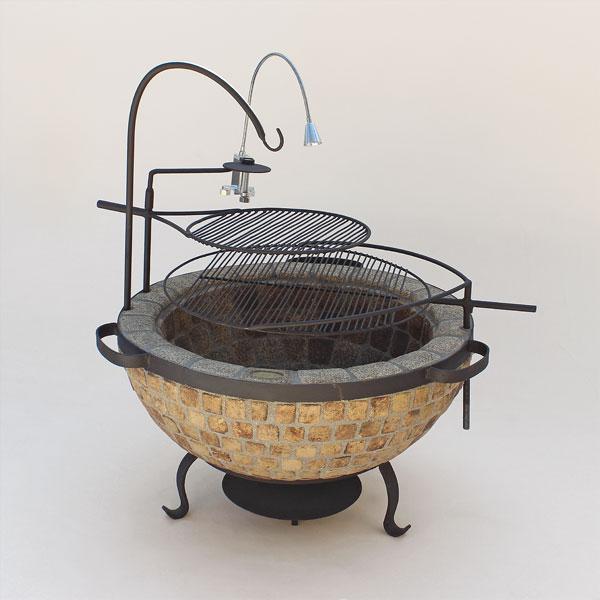 Boma Fire-Pit – 900 Mosaic