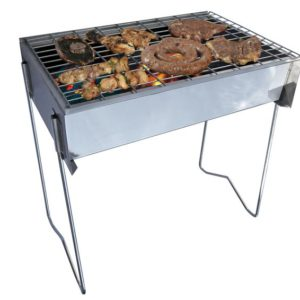 Small Braai (430 S/S) (1,0 mm)
